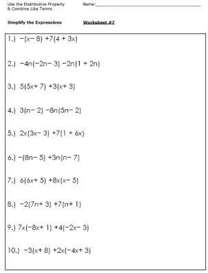45 best Algebra images on Pinterest | Activities, Algebra and Game