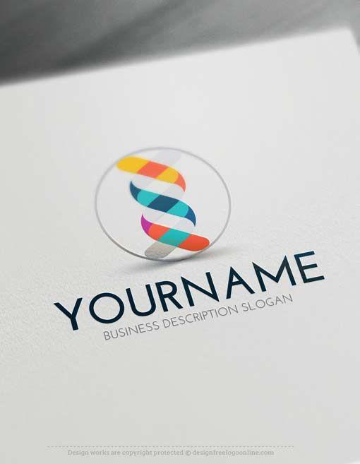 DNA Logo Maker - Create a Logo with our free logo maker