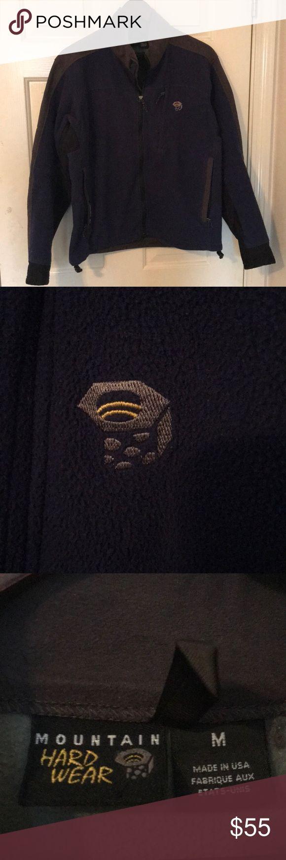 Men's Mountain Hardwear gore windstopper Amazing condition. Gore windstopper fleece combo jacket. Medium. Men's. Mountain Hardwear Jackets & Coats Windbreakers