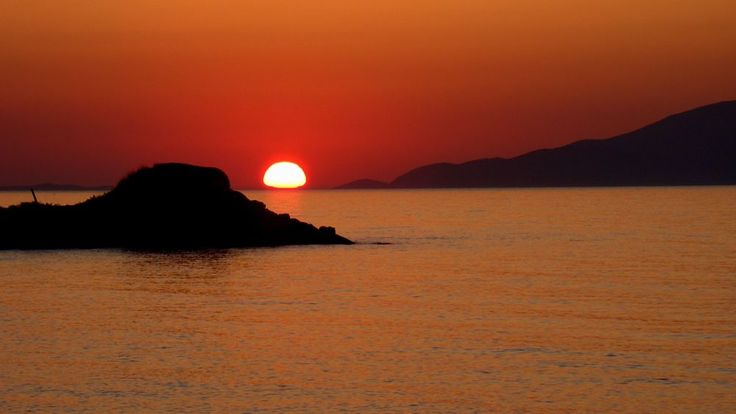September sunset in Greece .Kos Island by TracyGymellasPhotography