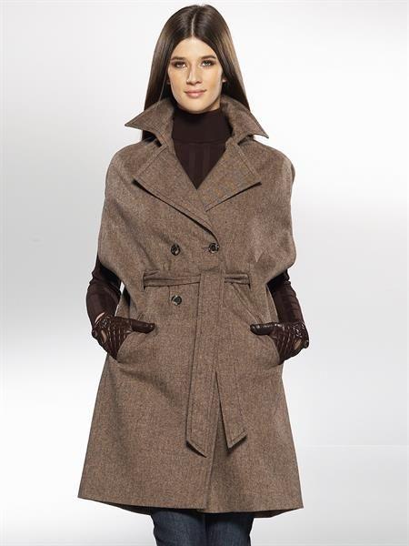 Пальто изпони