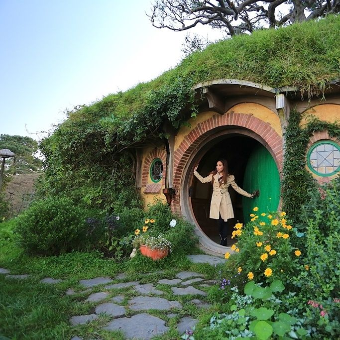 Discover Middle-earth on a picturesque private farmland and visit the Hobbiton Movie Set from The Lord of the Rings and The Hobbit film trilogy. >> http://www.hobbitontours.com/    #luxurynz #nz #nzmustdo #newzealand #holiday #travelling #travel #vacation #holiday #travel #hobbit #hobbiton #lotr #movieset #instagood #photooftheday #picoftheday #beautiful