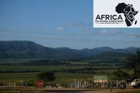 What a view!  Buntle Ba Project - Design your Dream - Africa Volunteer Adventures www.africavolunteeradventures.com Make Dreams Come True