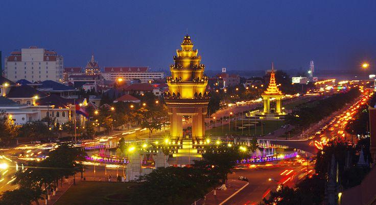 Onde Ficar em Phnom Penh na Camboja #viagem #viajar