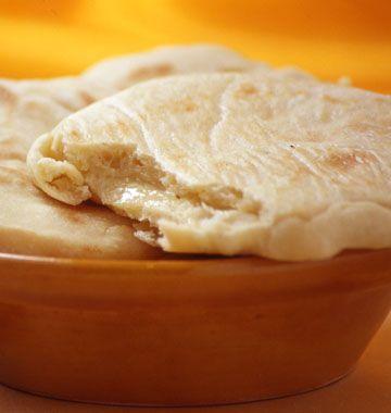 Cheese naans - Nans au fromage Cuisine Indienne / Recettes de cuisine - les meilleures recettes de cuisine d'Ôdélices