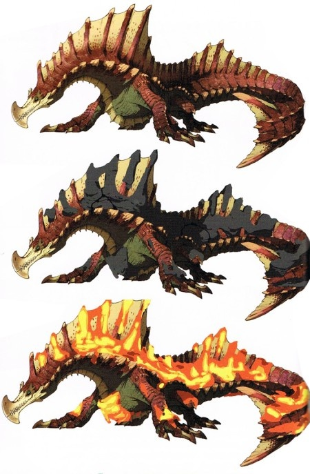 Monster Hunter 3 - Agnaktor