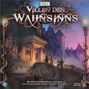 Heidelberger Spieleverlag HE349 - Villen des Wahnsinns: Amazon.de: Spielzeug