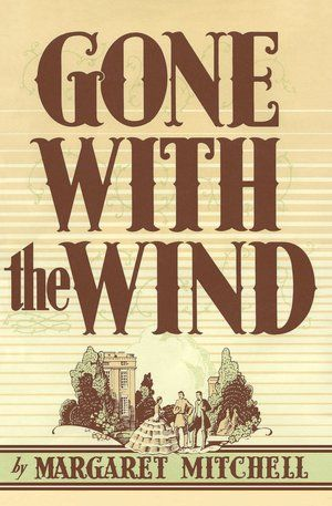 """Margaret Mitchell's """"Gone with the Wind"""" created the characters played by Vivien Leigh and Clark Gable in the 1939 Academy Award winner for Best Picture (along with 7 other Oscars)."""