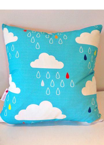 Cushion Cover - Cloudy Day #beanandme #nursery #nurserydecor