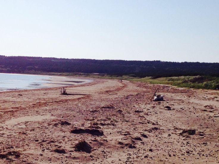 Cheticamp Beach