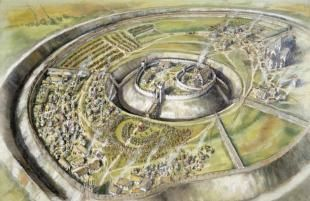 Archaeologists discover huge medieval palace buried beneath prehistoric fortress at Outdated Sarum