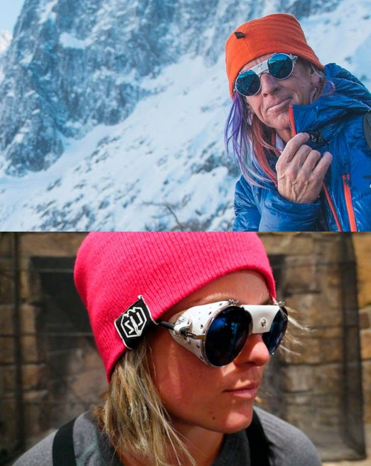 Julbo Vermont Classic Sunglasses - Gift idea for adventurers - This lens in very dark w/only 5% visible light transmission and a protection index of 4. The perfect gift idea for adventurers! - $112.46
