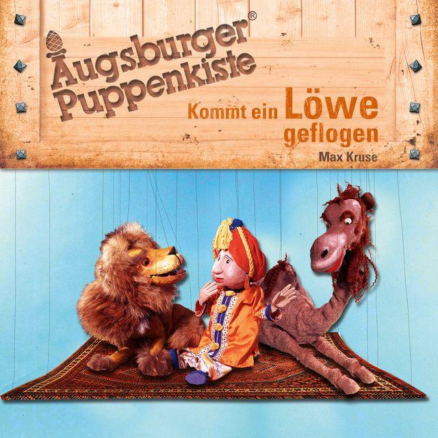 Augsburger Puppenkiste Urmel Aus Dem Eis Bei Itunes Augsburger Puppenkiste Puppen Kiste