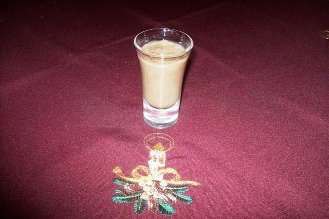 Tejszínes kávélikőr - nem csak karácsonyra