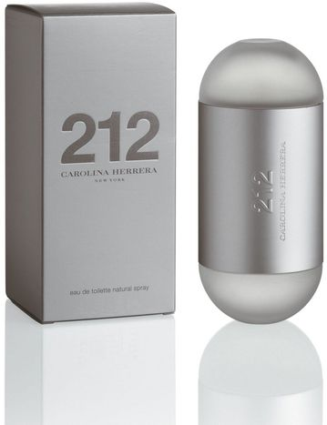 Carolina Herrera // 212--My very favorite perfume since I received a small bottle in a swag bag. It was meant for someone in fashion attending something in Miami Beach, but a bag was left in my room by mistake (I was there for music business event). Happy me!!