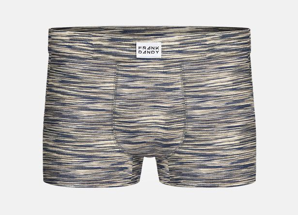 One of many trends in men's underwear fashion, this season, is definitely  melange.