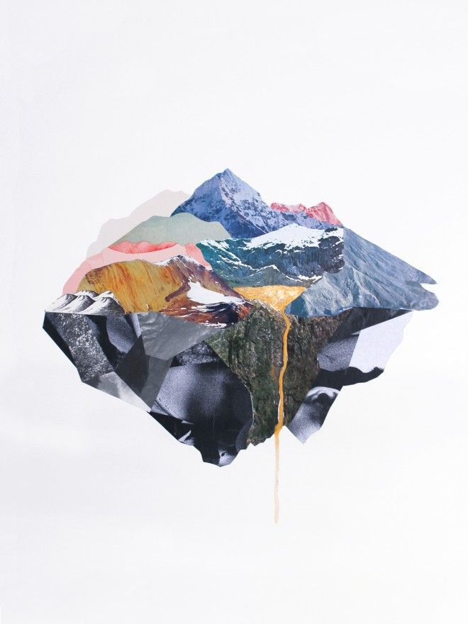 Commonplace Magic by Meredith Earls. I'm interested in making the things that can't be seen visible. What could the space between look like? meredithearls.com