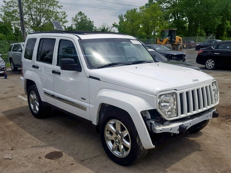 Salvage 2012 Jeep Liberty Sport Suv For Sale Ny 907a