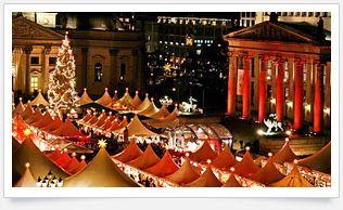 ... Receitinhas e Viagens ...: Hoteis e mercados de Natal na Europa