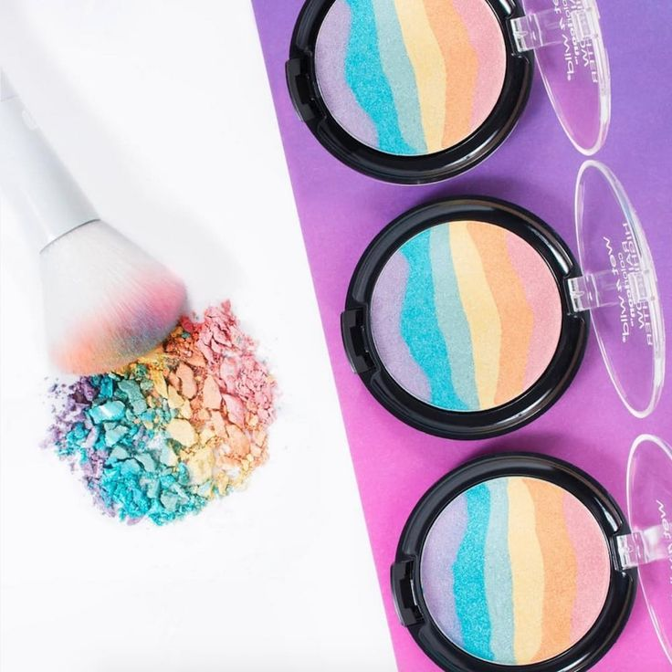 Wet N Wild's Rainbow Highlighter Is Back In Stock
