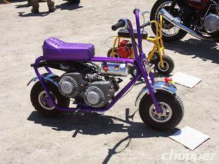 Mini bike - Motor Fuel