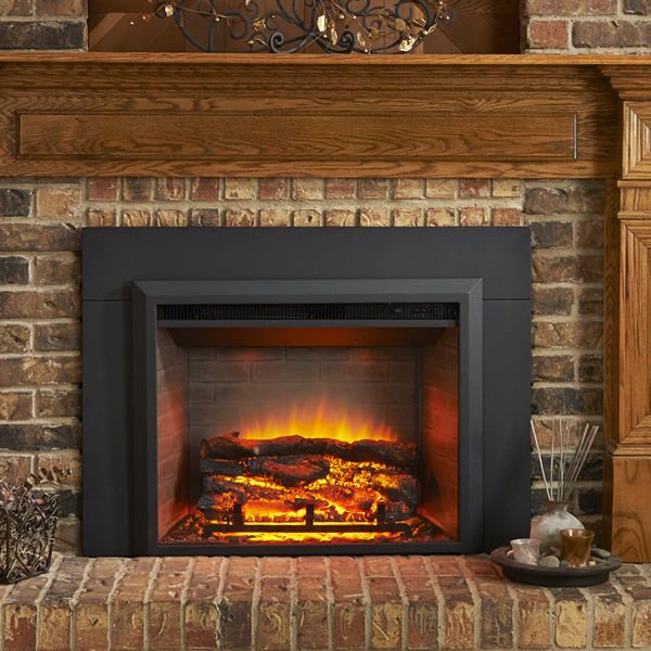 Greatco Electric Fireplace Insert 29 Wall Mount Electric Fireplace Electric Fireplace Insert Electric Fireplace