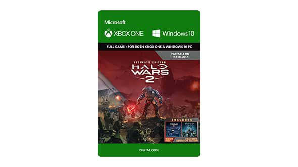 cool Code de téléchargement de Halo Wars 2: Édition Ultimate pour Xbox One et Windows 10