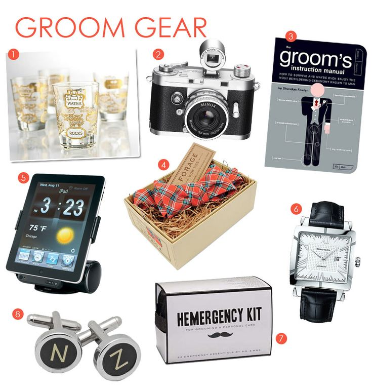 Grooms corner gifts for grooms wedding gifts for