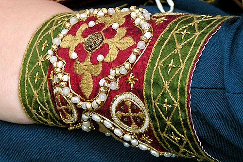 Magnificent embroidery