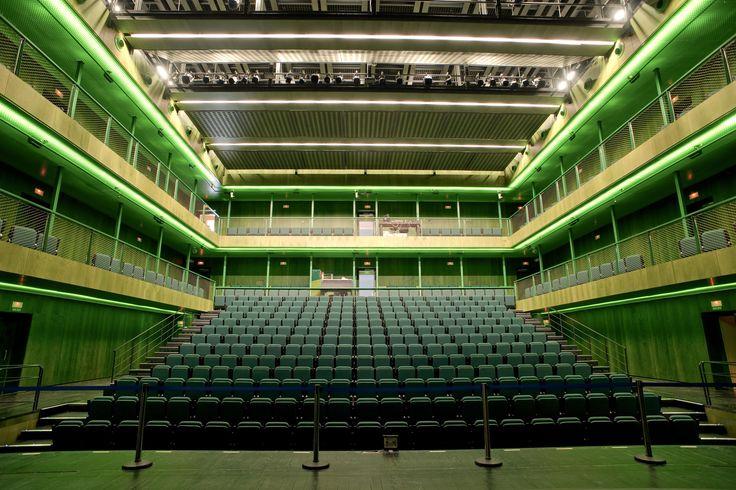 Teatros del Canal. Sala verde