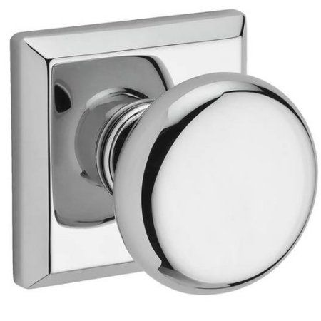 Free Shipping. Buy Baldwin Round Passage Door Knob with Traditional Square Rose at Walmart.com