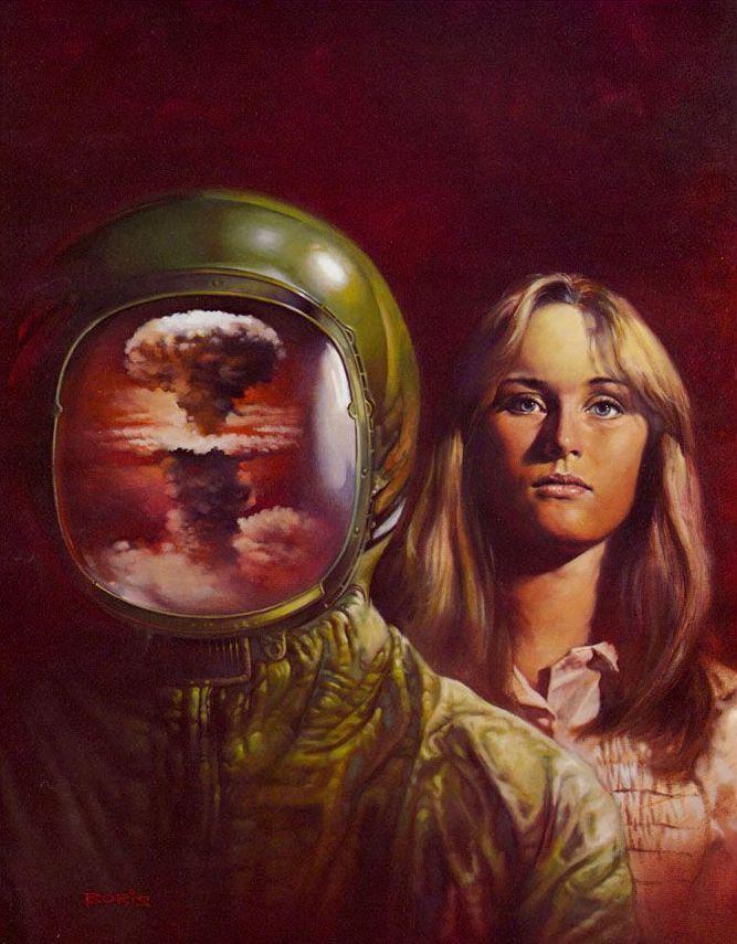 Boris Vallejo Z for Zachariah cover (1977)