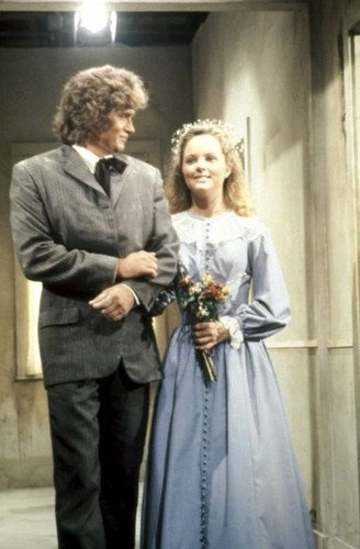 Michael Landon and Melissa Sue Anderson (Pa and Mary ...