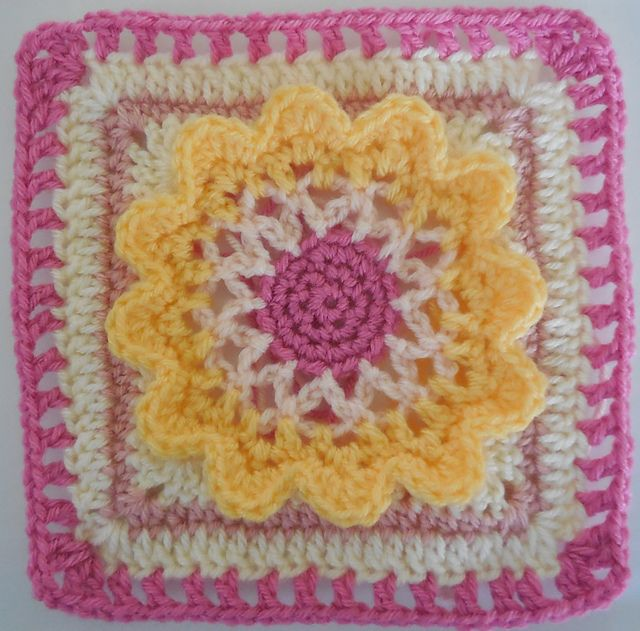 Lemonade Crochet Afghan Pattern : 965 best images about CROCHET - SAMPLER ** on Pinterest ...