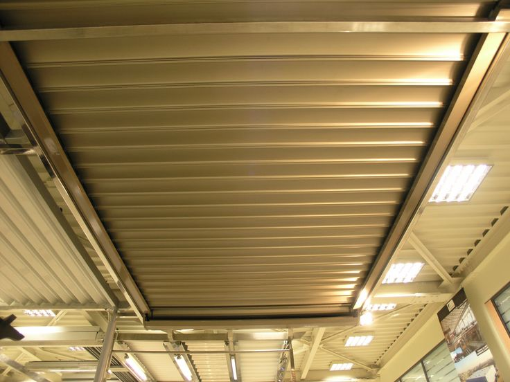 (NEW PATENTED PRODUCT) Aluminum Roll Pergola by Glazetech.