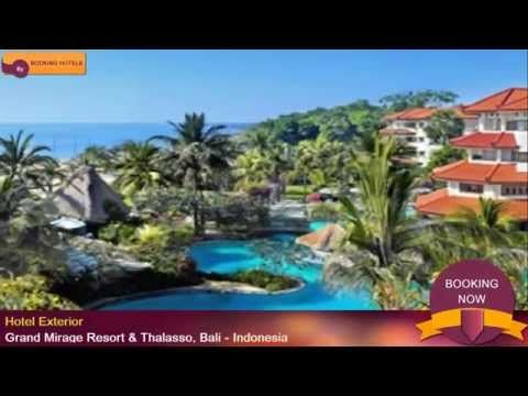 Grand Mirage Resort And Thalasso, Bali, Indonesia - YouTube