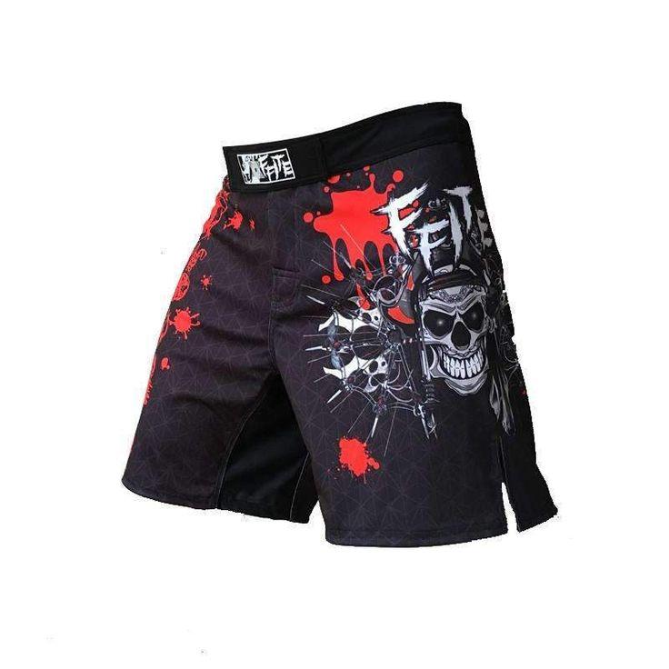 MMA shorts kick boxing muay thai shorts trunks
