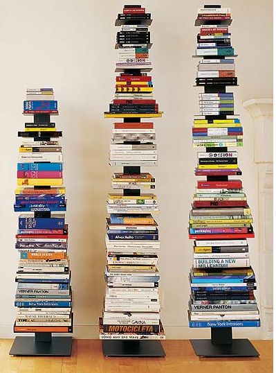 Design Within Reach Sapien bookcase ~ this is what we have, the taller version