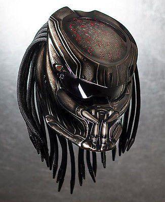 Cool... !!! Predator Helmet Motorcycle - Color Black - A0... https://www.amazon.com/dp/B075JMT64R/ref=cm_sw_r_pi_dp_x_DvaXzbNM0WCQX