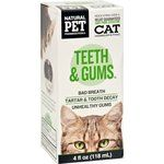 $16.91 - king-bio-homeopathic-natural-pet-cat-teeth-and-gums-4-oz - Indications for use: For relief of oral health symptoms: bad breath, tartar, tooth decay, unhealthy, receding, spongy, or bleeding gums.