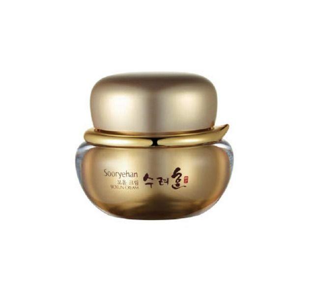 Sooryehan Korean Oriental Medicine Nourishing Cream Boyun Cream 25ml #SOORYEHAN