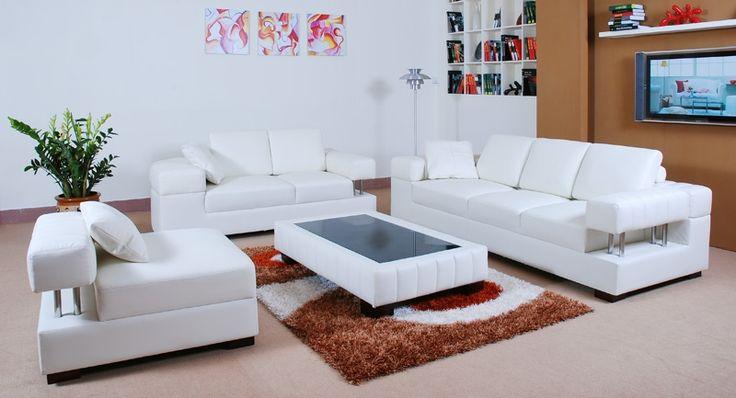 best 25 leather living room furniture ideas on pinterest. Black Bedroom Furniture Sets. Home Design Ideas