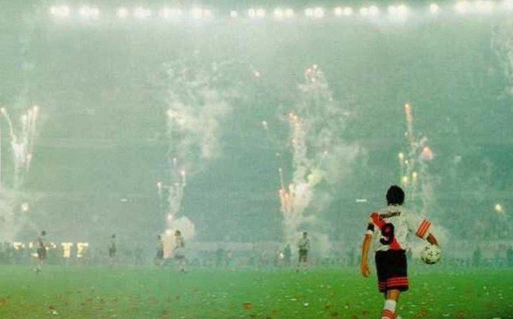 River Plate - Enzo. Belleza monumental