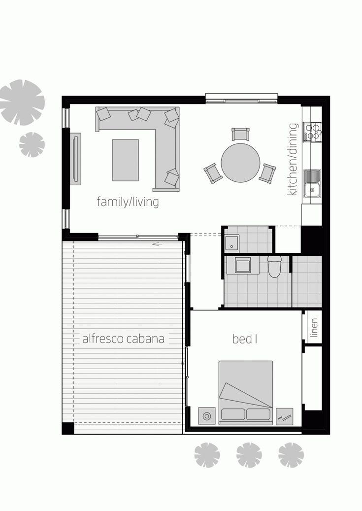 Best 25 granny flat ideas on pinterest granny flat for Casas de campo de dos plantas