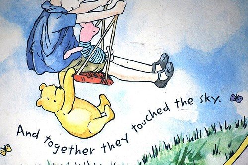 Winnie the Pooh http://media-cache8.pinterest.com/upload/79657487128650557_rJYrhXDo_f.jpg kikig1 childrens books i love