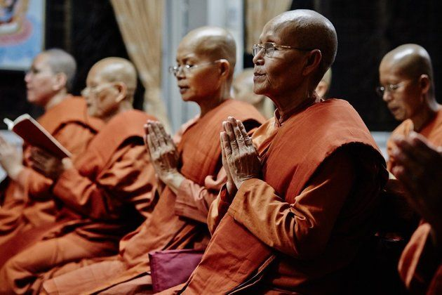 Orange Revolution: Thailand's Female Monks Fight For Recognition. Although female monks, or bhikkhunis, were part of Buddha's original vision, Thailand's clergy won't allow them to become fully ordained. Now a 72-year-old abbess is leading the movement to give women back their rightful place within the religion.