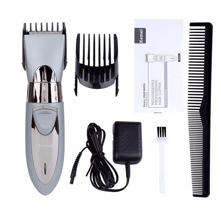 Washable Water Resistant Professional Electric Hair Trimmer Clipper Fo