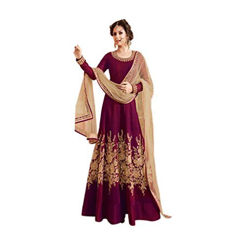 Ethnic Empire LATEST INDIAN DESIGNER Purple COLOUR ANARKA... http://www.amazon.in/dp/B01MZ5BESL/ref=cm_sw_r_pi_dp_x_KMCFyb1NSRM8A