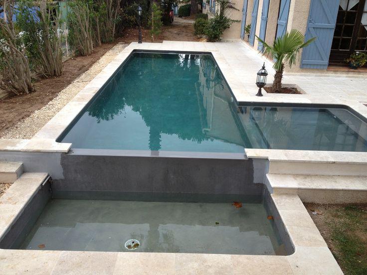 ver ider om piscine beton p pinterest piscine en beton bton arm och jacuzzi