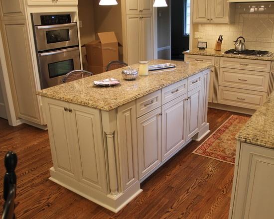 New Venetian Gold Granite Timeless Elegance, Cozy Traditional   Traditional    Kitchen   Detroit   Kurtis Kitchen U0026 Bath Centers